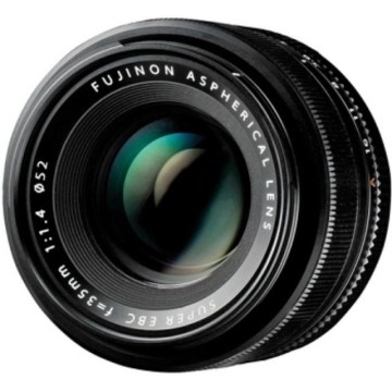 Fujifilm XF 35mm f/1.4 R Fujinon + paraluce