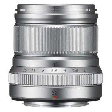 Fujifilm XF 50mm f/2.0 WR R Fujinon Silver