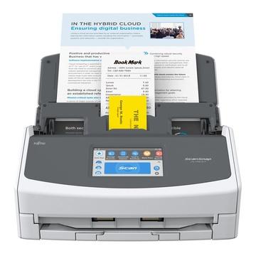 Fujitsu ScanSnap iX1500 600 x 600 DPI ADF + Bianco A4