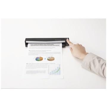 Fujitsu ScanSnap S1100i 600 x 600 DPI CDF + Scanner con alimentazione a fogli Nero A4