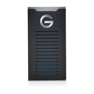 G-Technology G-DRIVE mobile 1000 GB Nero, Argento