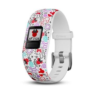 Garmin Vívofit JR. 2 Bracciale Activity Tracker MIP Wireless Bianco
