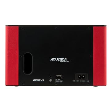 Geneva Acustica Rosso