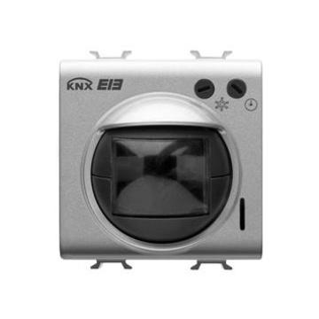 Gewiss GW12786 Sensore Infrarosso Passivo (PIR) Cablato Argento