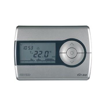 Gewiss GW14791 termostato Titanio