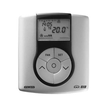 Gewiss GW14793 termostato Titanio