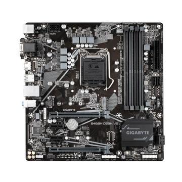 GigaByte LGA 1200 B460M DS3H V2 Intel B460 Micro ATX