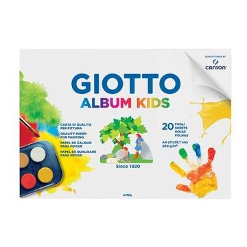 Giotto 580400 carta da disegno Foglio d'arte 20 fogli