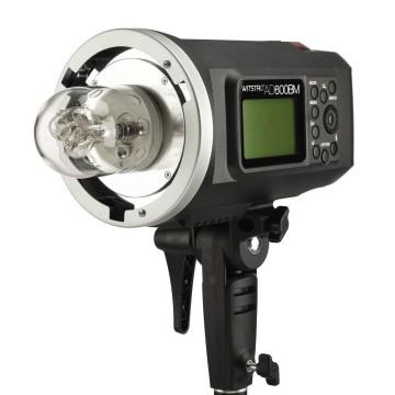 Godox Monotorcia a Batteria Witstro AD-600 M + stativo 213B per lampade da studio e flash