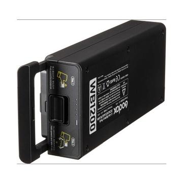 Godox Batteria WB1200 2600mAh per AD1200PRO