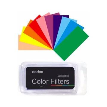 Godox CF-07 Kit Filtri Colorati per Flash Speedlite