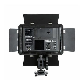 Godox Illuminatore LED LD-308W II con alette