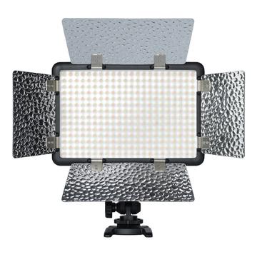 Godox LED Flash LF308BI Bicolor 3300-5600K con alette