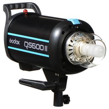 Godox Monotorcia QS-600 II + stativo 213B per lampade da studio e flash