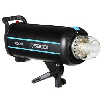 Godox Monotorcia QS-800 II + stativo 213B per lampade da studio e flash