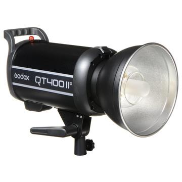 Godox QT-400II M - 400 W/SEC. - NG 65 STROBO + stativo 213B per lampade da studio e flash