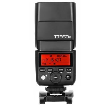 Godox TT-350 Mini TTL HSS 2.4GHz Canon