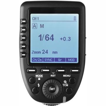 Godox X-ProS Trasmettitore RADIO 2,4 Ghz per Sony Multinterface
