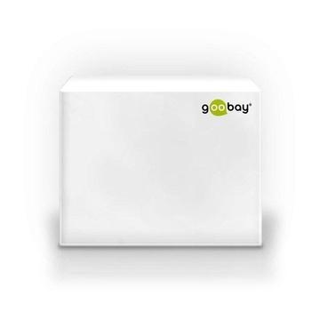 GOOBAY 39380 hub di interfaccia USB 3.0 (3.1 Gen 1) Type-A 5000 Mbit/s Nero