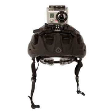 GoPro VENTED HELMET STRAP - Elastico caschi ventilati