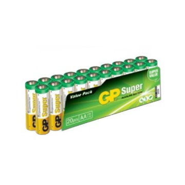 GP Battery GP Batteries GP250AAHC Batteria ricaricabile Nichel-Metallo Idruro (NiMH)