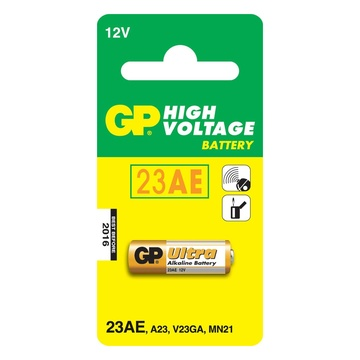 GP Battery GP Batteries High Voltage 23A Batteria monouso Alcalino