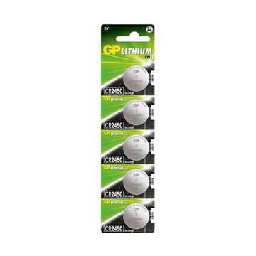 GP Battery GP Batteries Lithium Cell CR2450 batteria per uso domestico Batteria monouso Litio