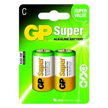 GP Battery GP Batteries Super Alkaline C Batteria monouso Alcalino