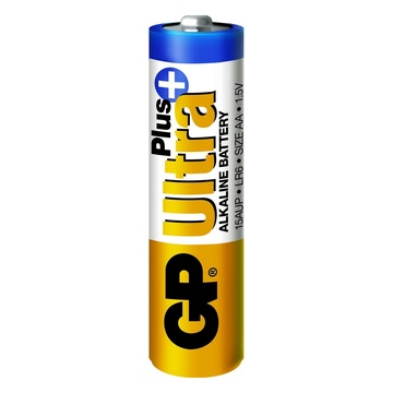 GP Battery GP Batteries Ultra Plus Alkaline AA Batteria monouso Stilo
