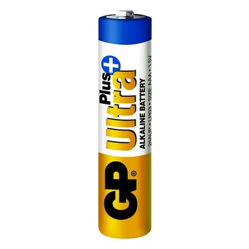 GP Battery GP Batteries Ultra Plus Alkaline AAA Batteria monouso Mini Stilo