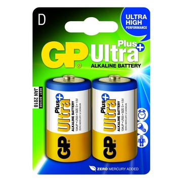 GP Battery GP Batteries Ultra Plus Alkaline D Batteria monouso Alcalino