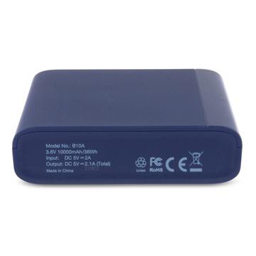 GP Battery Portable B10A 10000 mAh Nero