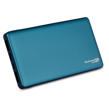 GP Battery Portable PowerBank MP10MA Polimeri di litio (LiPo) 10000 mAh Blu