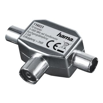 Hama 00116023 connettore coassiale 1 pezzo(i)
