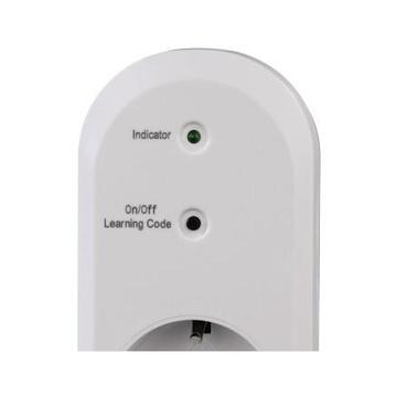 Hama 00121949 presa energia Bianco