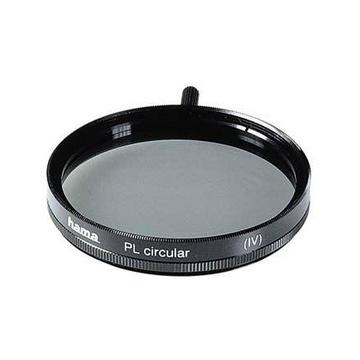 Hama Polarising Filter Circular, 43,0 mm, Coated, Black