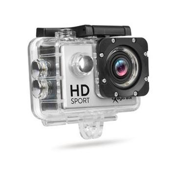 Hamlet Exagerate Sport Action Cam HD con 20 accessori inclusi