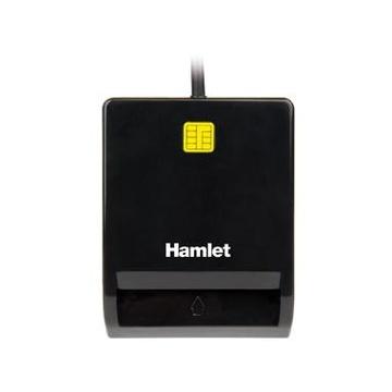 Hamlet HUSCR311C Interno USB 3.2 Gen 1 Nero