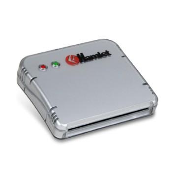 Hamlet Lettore USB di Smart Card e SIM Card