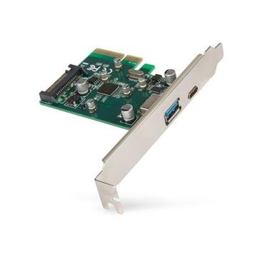 Hamlet PCI USB 3.1 TYPE-C
