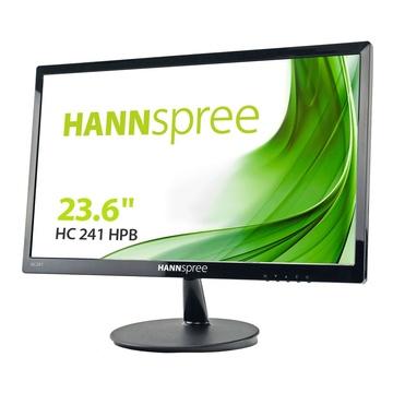 "Hannspree HC 241 HPB 23.6"" Full HD LED Nero"