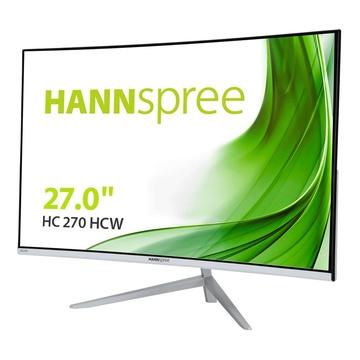 "Hannspree HC 270 HCW 27"" Full HD LED Nero"