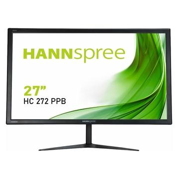 "Hannspree HC 272 PPB 27"" 2K Quad HD LED Nero"