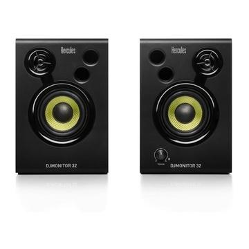 Hercules DJMonitor 32 altoparlante 30 W Nero