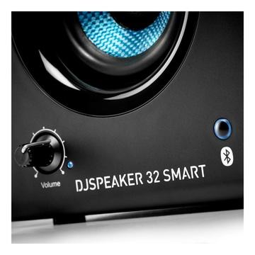 Hercules DJSpeaker 32 Smart 30 W Nero