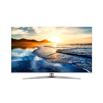 "HISENSE H55U7BS TV 55"" 4K Ultra HD Smart TV Wi-Fi Nero, Argento"