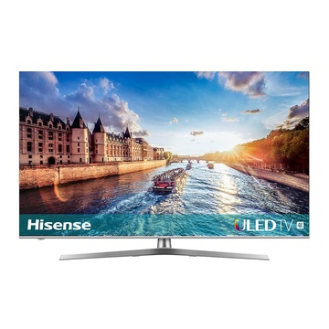 "HISENSE H65U8B 64.5"" 4K Ultra HD Smart TV Wi-Fi Nero, Argento"