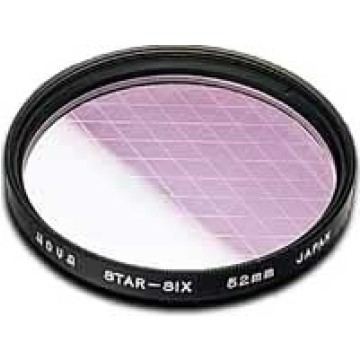 Hoya 6-Stern 49 Filtro effetto Stella
