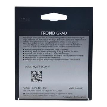 Hoya Filtro PROND32 Digradante soft circolare GRAD 82mm