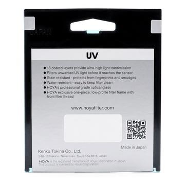 Hoya Fusion ONE UV 82mm